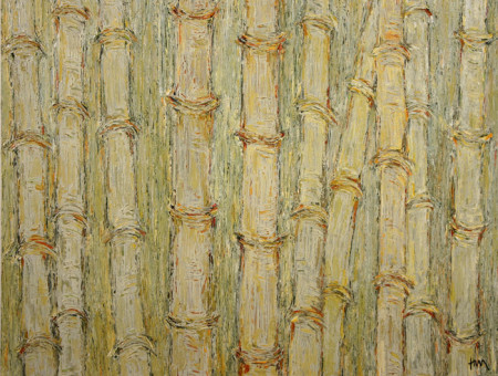 Abstract Bamboo 1