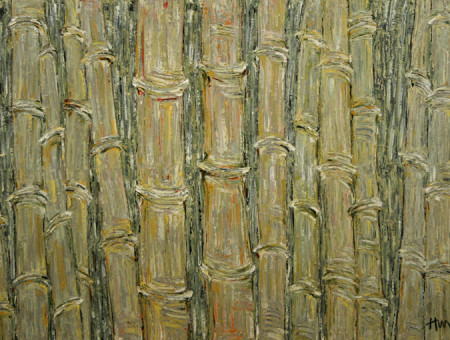 Abstract Bamboo 2