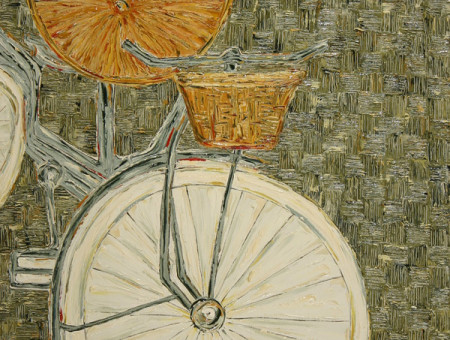 Scroll Series : Bike